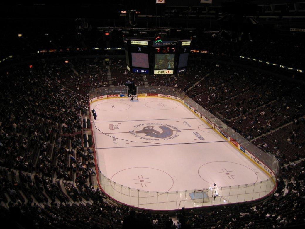 BC Place Stadium!