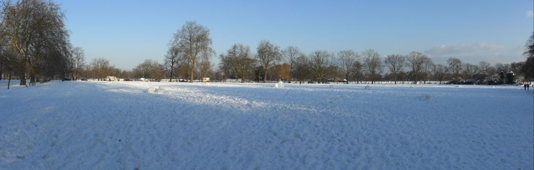 Clapham Common facing Windmill Drive