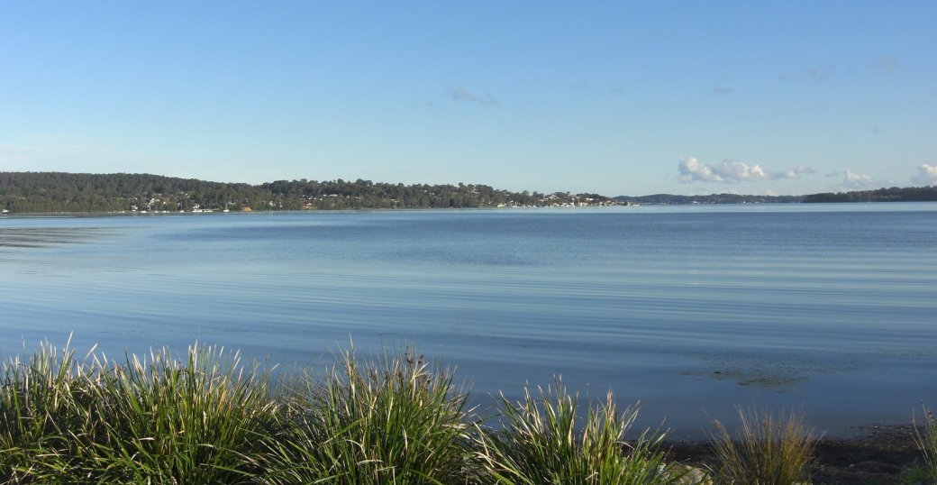 Lake Macquarie again!