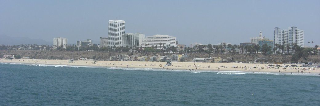 The beachfront again!