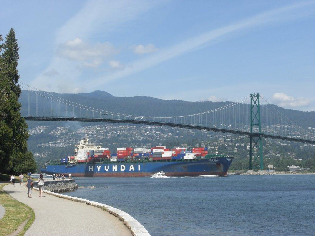 I suddenly got a new habit of cargo ship spotting