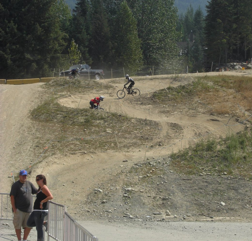 Another classic Bike Park shot