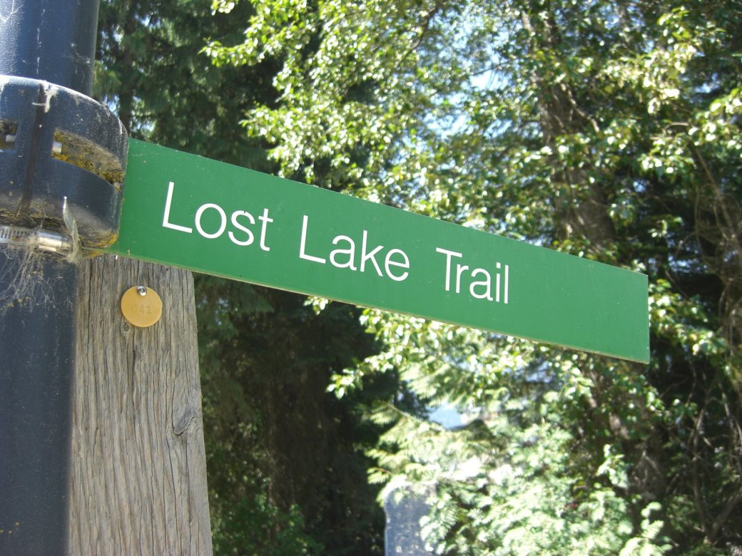 Lost Lake!! Bring it!