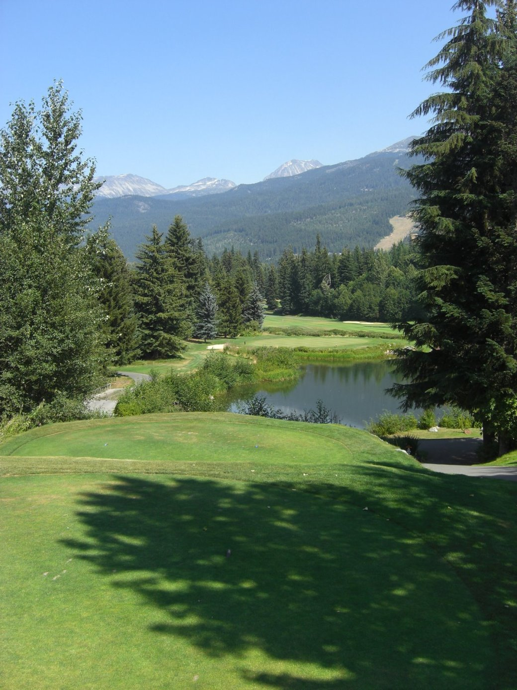 The Whistler Golf Course
