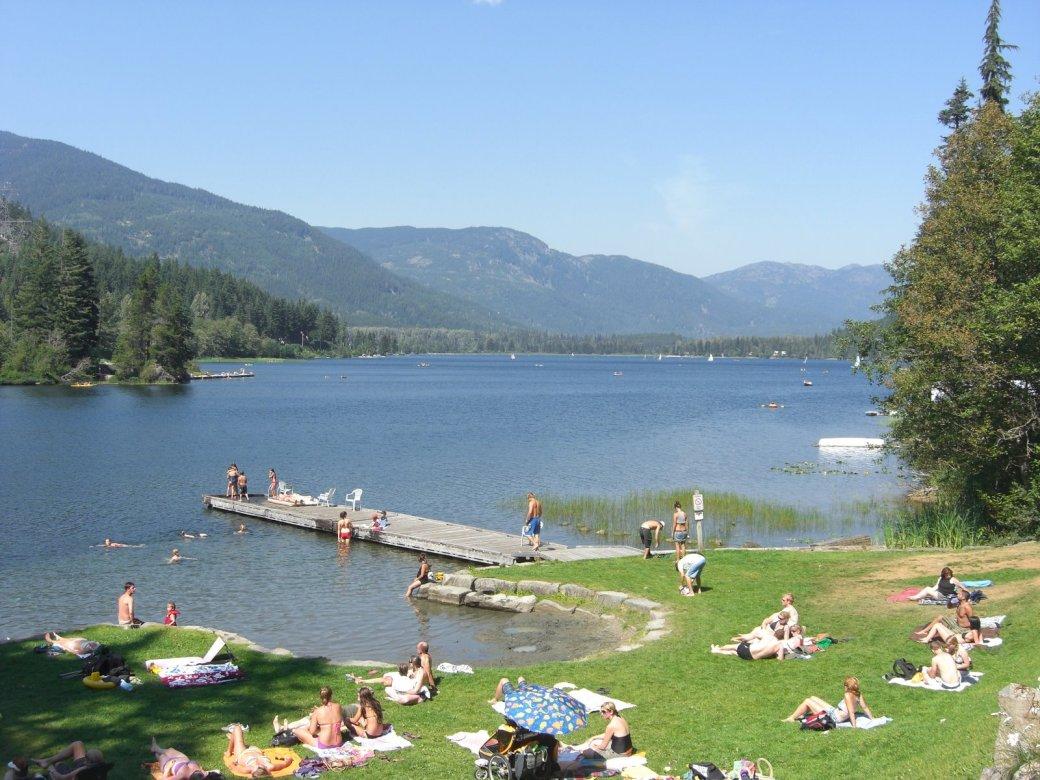 Alta Lake!