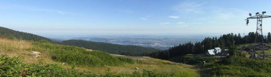 A 5 shot Panorama