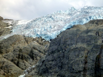 The Tzsil Glacier