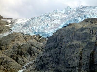 The Tzsil Glacier