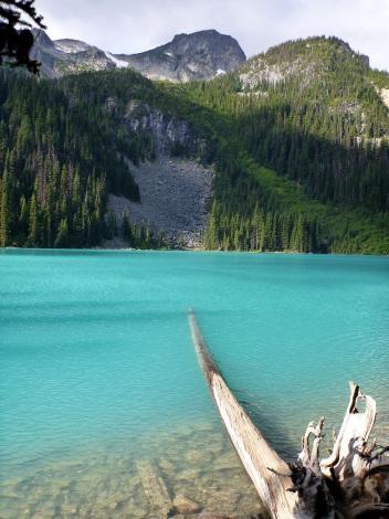 Middle Joffre Lake