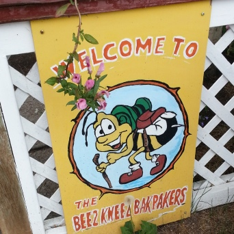 Great hostel, The Beez Kneez - http://www.bzkneez.com/