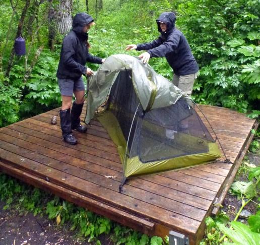 Hannah's Tent