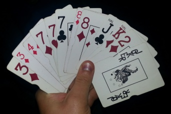 How did I loose on this hand?