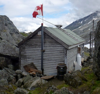 Oh Canada ('s ranger station)