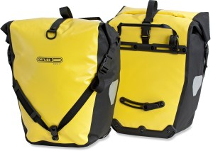 The excellent, if expensive, Ortlieb Backroller Classic Panniers